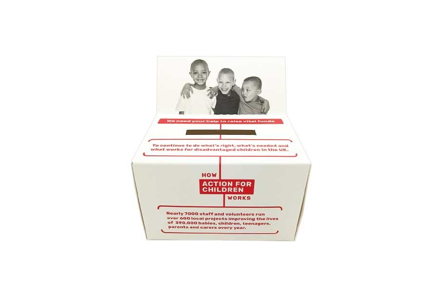 Duplicate of Action for Children Collection Boxes