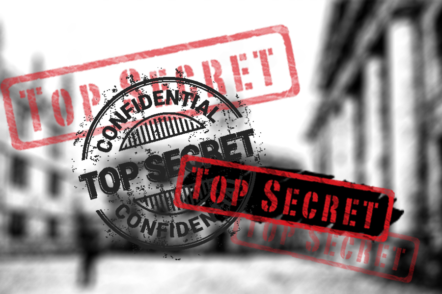 Top Secret Case File 119 - Local City Council