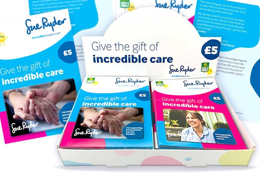 Duplicate of Morrisons & Sue Ryder Partnership